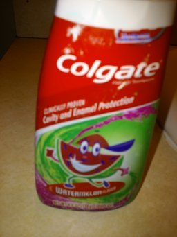 Colgate Kids 2in1 Toothpaste, Watermelon uploaded by Krista A.
