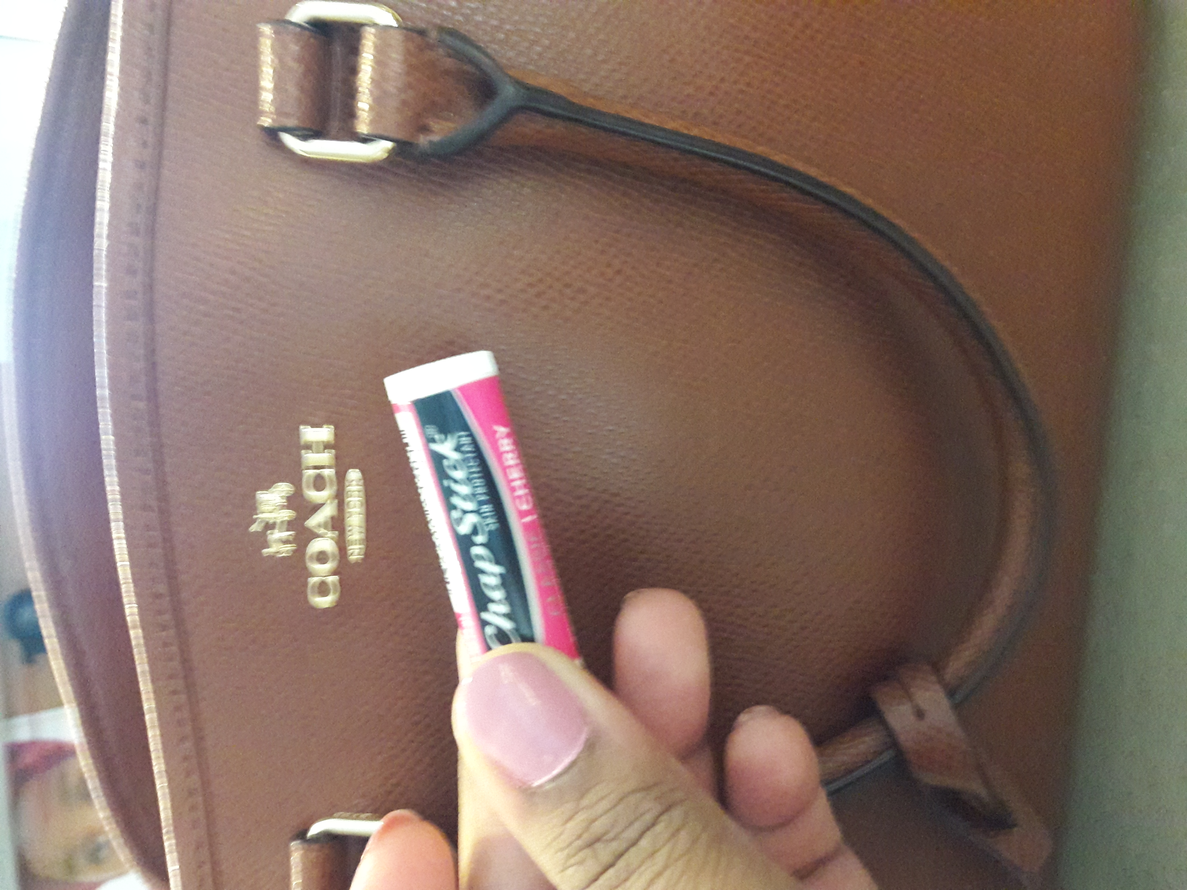 ChapStick® True Shimmer Tropical uploaded by Shalynn P.