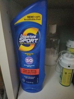 Coppertone Sport After Sun Lotion, 9 oz uploaded by Sindy S.