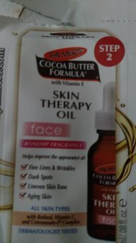 Palmer's Cocoa Butter Formula Skin Therapy Oil, Rosehip Fragrance, 5.1 fl oz uploaded by Christy C.