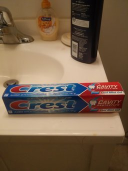 Crest Cavity Protection Regular Toothpaste 8.2 oz. Carton uploaded by mary c.