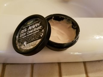 LUSH Ro's Argan Body Conditioner uploaded by Heather D.