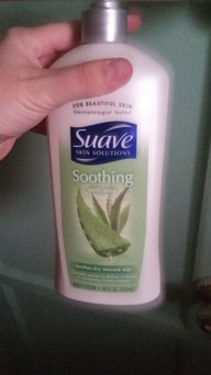Suave® Soothing with Aloe Body Lotion uploaded by Amber S.