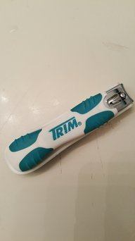 Trim Easy-Hold Toenail Clippers uploaded by Relana J.