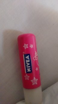 NIVEA Fruity Shine Strawberry Lip Balm uploaded by Nathaly C.