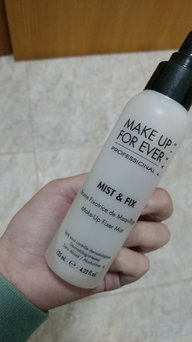 MAKE UP FOR EVER Mist & Fix Setting Spray uploaded by Angela S.