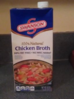 Swanson 100% Natural Chicken Broth uploaded by Rachael C.