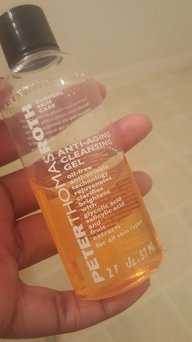 Peter Thomas Roth Anti-Aging Cleansing Gel uploaded by Monique D.