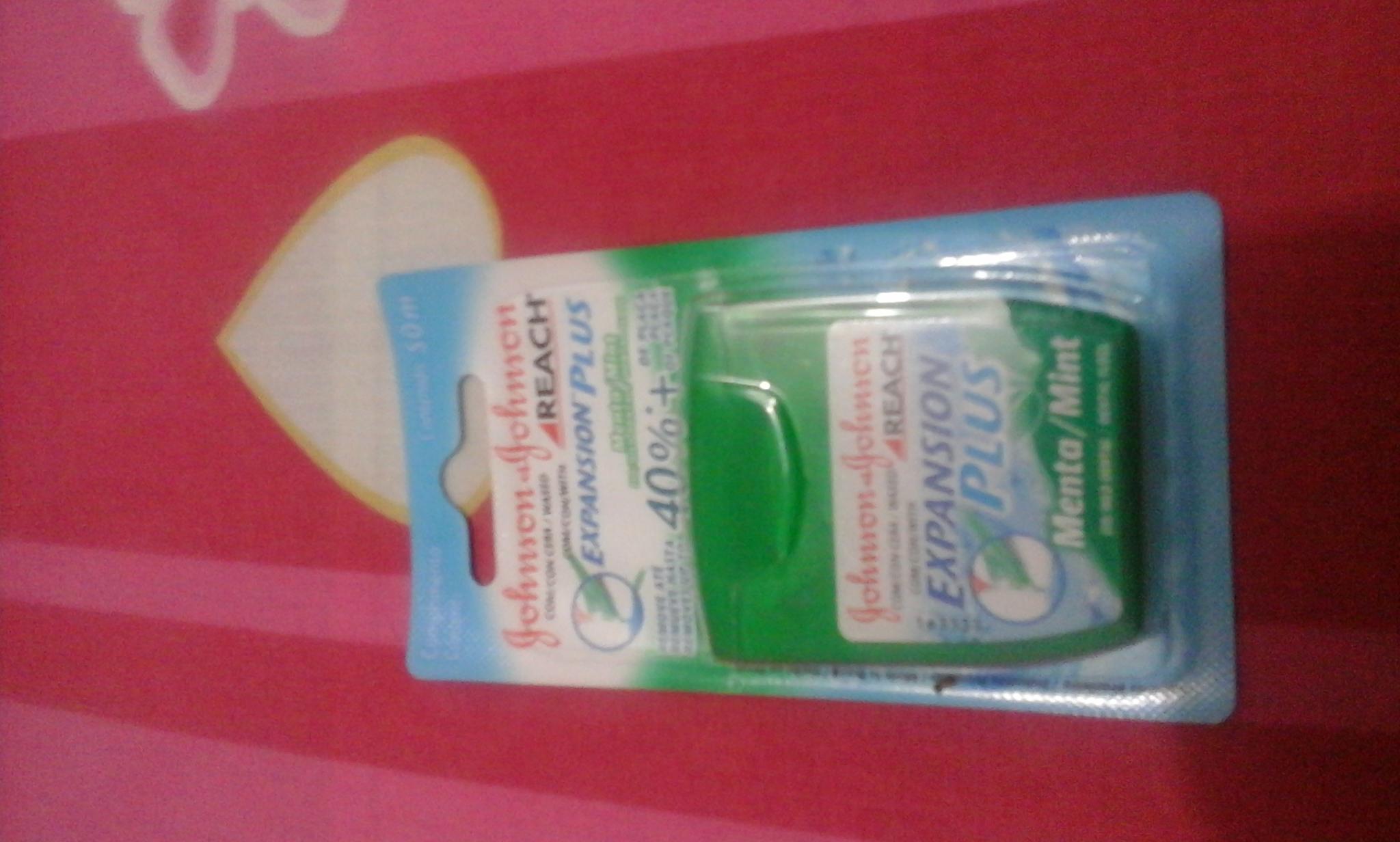 REACH® Dental Floss uploaded by martha aurelia J.