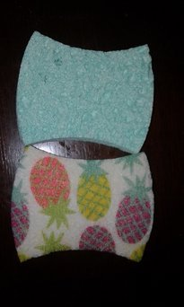 Ocelo Scrub Sponges, 4 count uploaded by Nichole S.