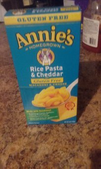 Photo of Annie's® Homegrown Gluten-Free Macaroni & Cheese Real Aged Cheddar uploaded by Adianez L.