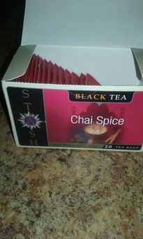 Photo of Stash Chai Spice Box of Tea Bags, 20 Count uploaded by Adianez L.