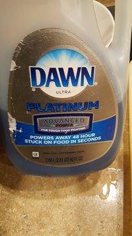 Advanced Power Dawn® Platinum Advanced Power™ Dishwashing Liquid Refreshing Rain™ 709 Ml uploaded by Brandie B.