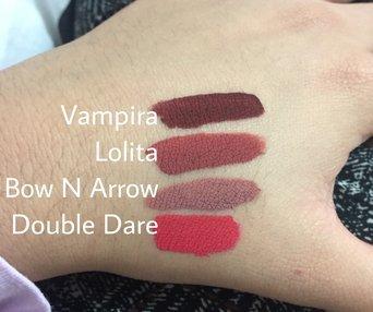 Kat Von D Everlasting Liquid Lipstick uploaded by Diana C.