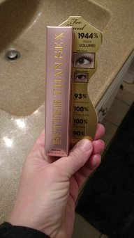 Photo of Too Faced Size Queen Mascara uploaded by Lisa D.