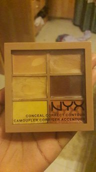 NYX 2014 Correct Contour Concela - Deep uploaded by Shanice J.