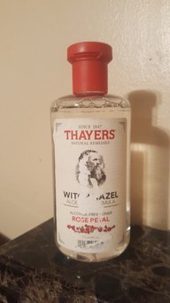 Thayers Alcohol-Free Rose Petal Witch Hazel Toner uploaded by Maria C.