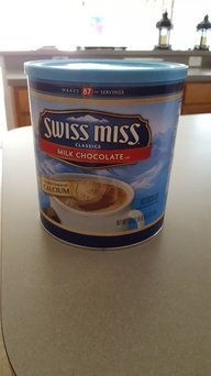 Swiss Miss Rich Chocolate Hot Cocoa Mix uploaded by Influenster M.