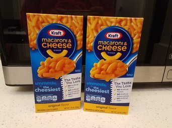 Kraft Macaroni & Cheese Thick 'n Creamy uploaded by Lesley Q.