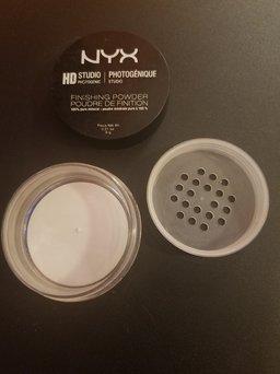 NYX Cosmetics Studio Finishing Powder uploaded by Katie F.