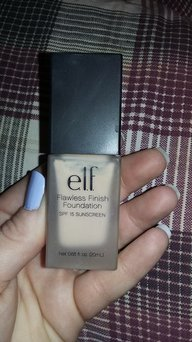 e.l.f. Cosmetics Flawless Finish Foundation uploaded by Dell O.