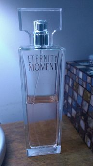 Eternity Moment by Calvin Klein for Women - 3.4 Ounce EDP Spray uploaded by Martha G.