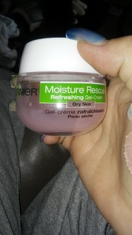 Garnier Moisture Rescue Refreshing Gel-Cream uploaded by Andrea S.