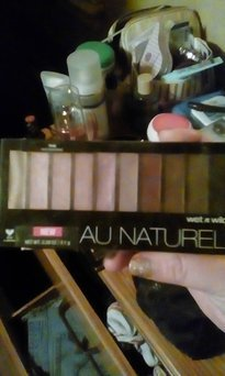 Wet n Wild Au Naturel Eye Shadow Nude Awakening uploaded by Gabby M.