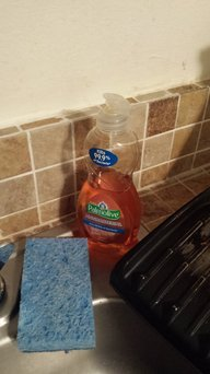 Palmolive Ultra Orange Antibacterial Concentrated Dish Liquid uploaded by Marsha R.