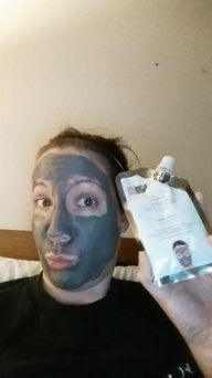 Global Beauty Mask Wash Off Charcoal 5oz uploaded by Tabitha B.