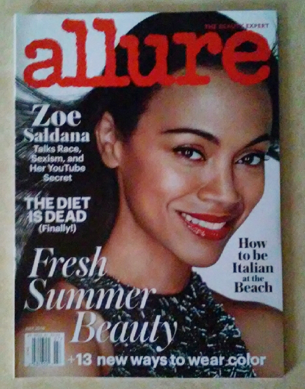 Allure Magazine  uploaded by Leesa S.