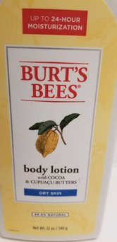 Burt's Bees Shea Butter & Vitamin E Body Lotion uploaded by 💎💋💘💝Tiffani S.