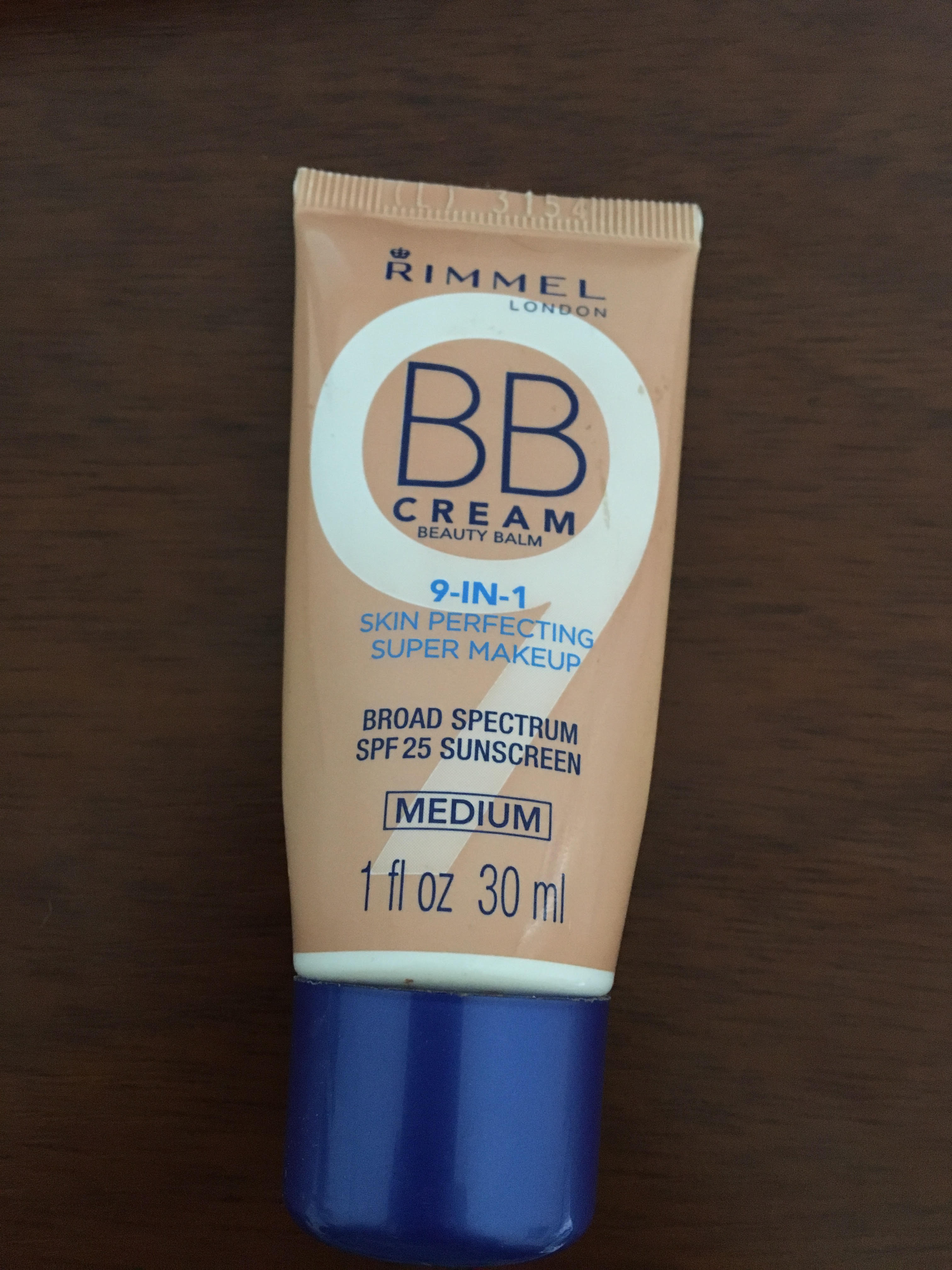 Photo of Rimmel London BB Cream 9-in-1 Skin Perfecting Super Makeup uploaded by Johanna G.