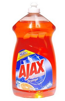 Ajax Triple Action Green Apple Scent Automatic Dishwasher Detergent uploaded by yuly alexandra o.