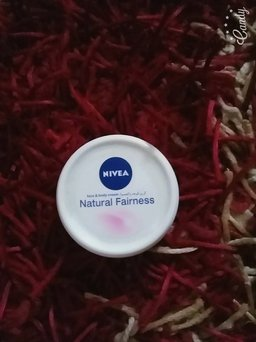 Nivea Pink Cream Natural Tone 3.5oz Crema Nivea Aclarado Natural 100ml uploaded by Ăýă S.