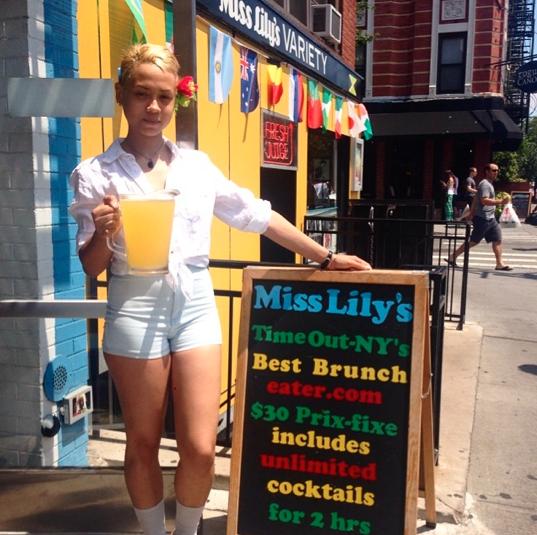 breakfast NYC