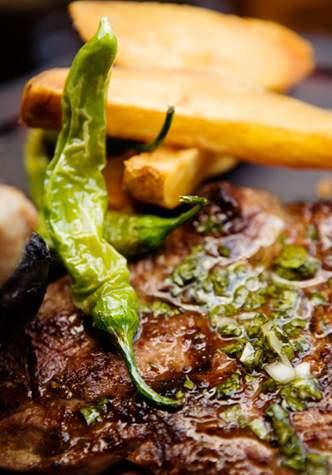 El Almacen Steak