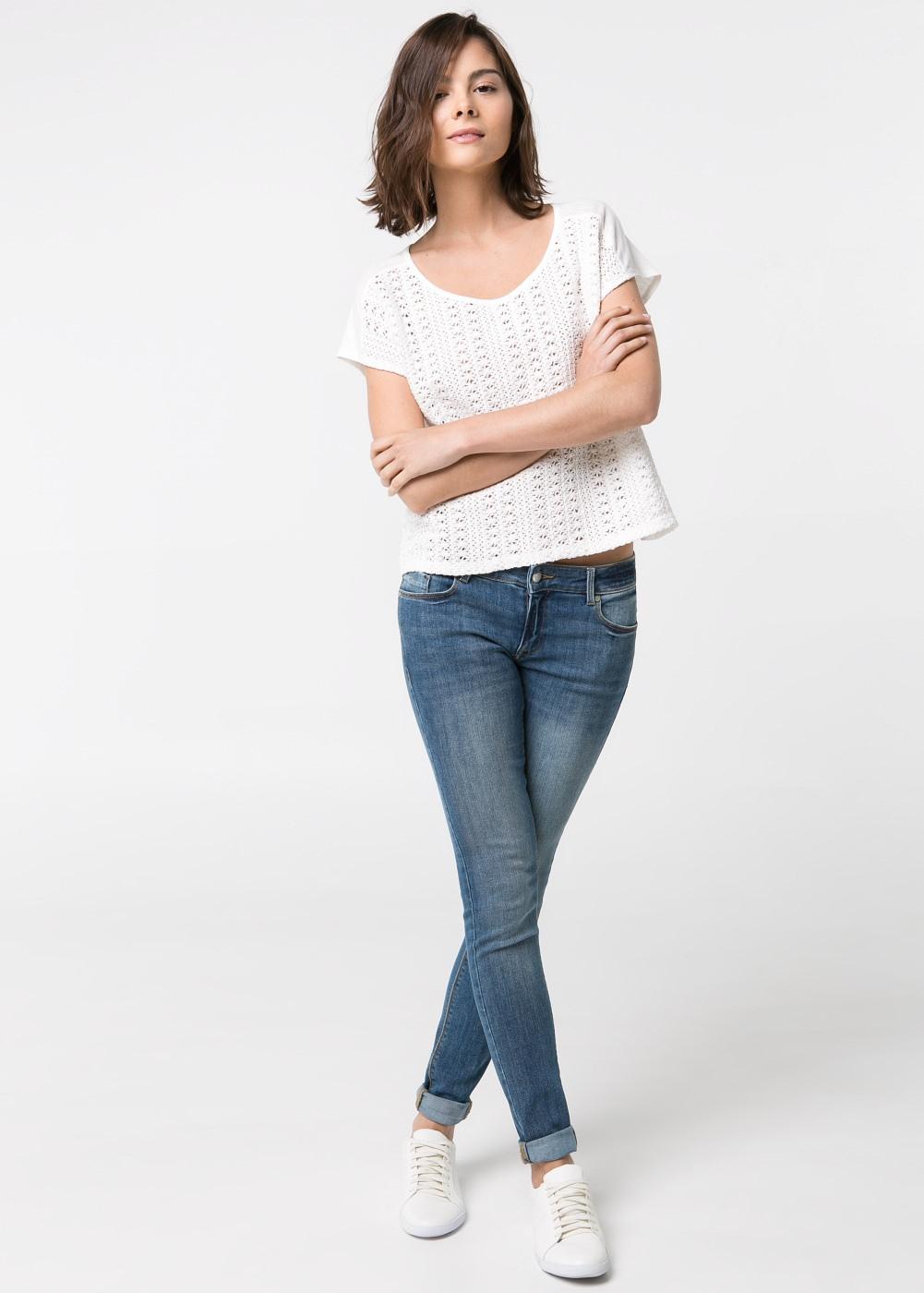 Mango Skinny Olivia Jean
