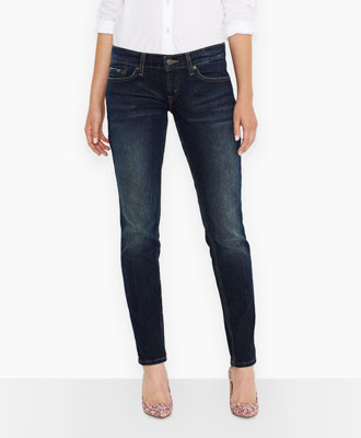 Levis 524 Skinny Jeans