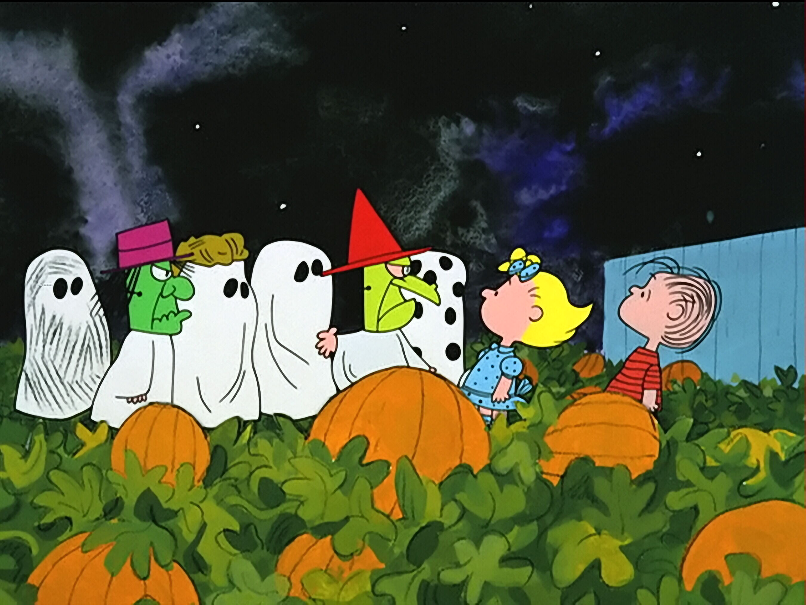 the great pumpkin charlie brown - Top Halloween Kids Movies