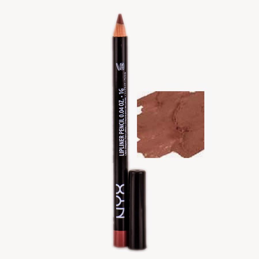 Nyx Slim Lip Pencil Natural