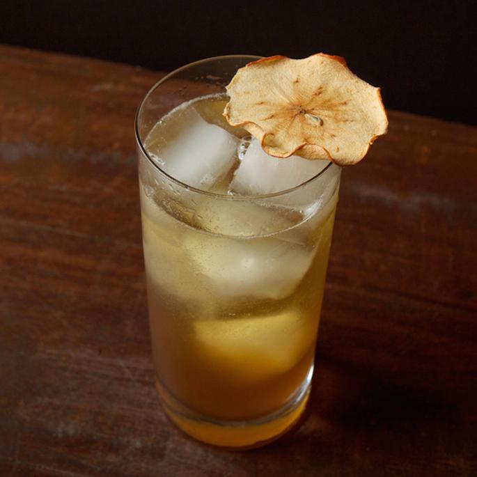 apple elixr cocktail