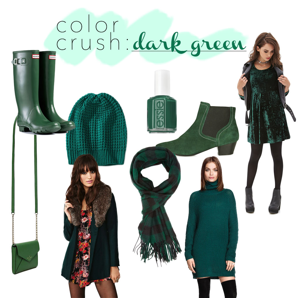 evergreen fashion