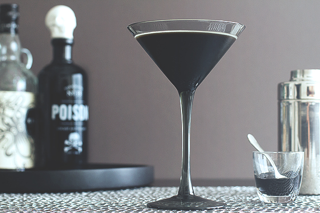 black beard cocktail