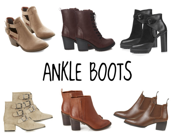 Fall Favorites: Ankle Boots