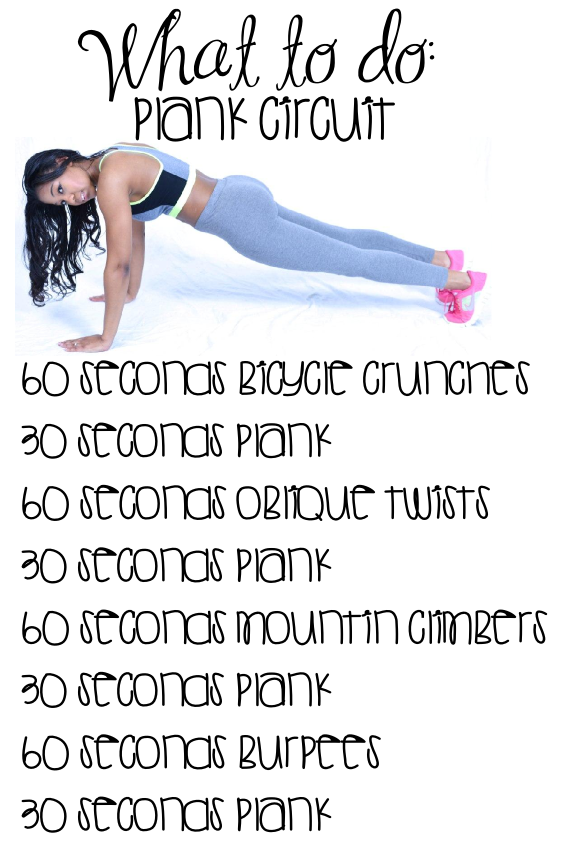 planks abs