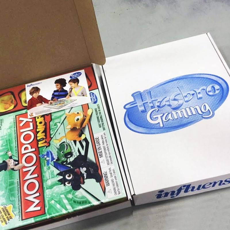 Hasbro Gaming VoxBox