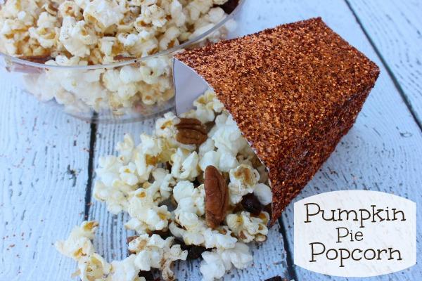Pumpkin Pie Popcorn