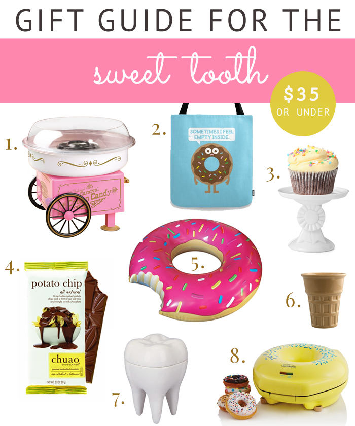 Gift Guide Sweet Tooth