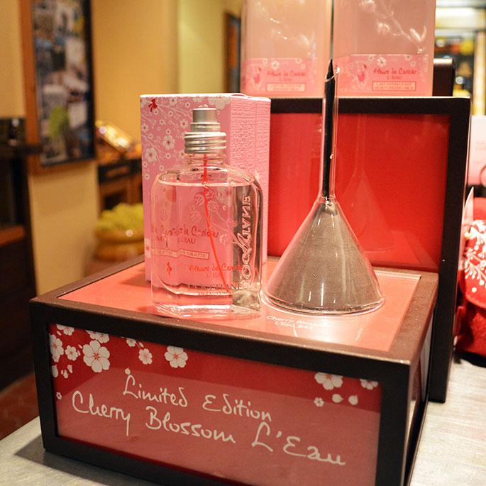 L'OCCITANE Cherry Blossom
